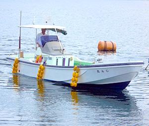 遊漁船じん丸
