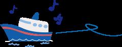 小型船で楽しく沖釣り